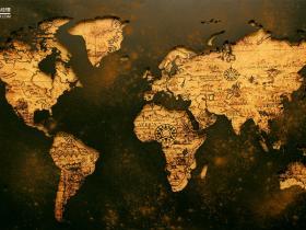 互联网考古地图