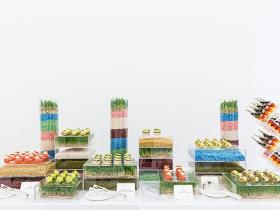 北京四季酒店开业四年多了,把美食送到美术馆只是它文艺气质的一部分