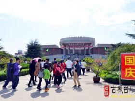 台儿庄大战纪念馆:国庆长假笑迎游客逾6万(图)