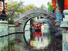 台儿庄古城:济南时报旅游周刊自驾游俱乐部组织的二日游本周六开始(图)