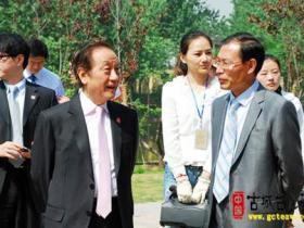 【回眸2011】台湾新党主席郁慕明来台