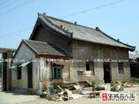 台儿庄大战旧址----新关帝庙