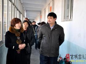 枣庄三十九中在全市率先设立<素质检测家长巡视组>(图)