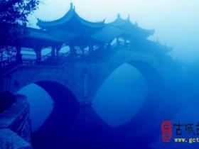 【摄影作品欣赏】 青花瓷的台儿庄古城