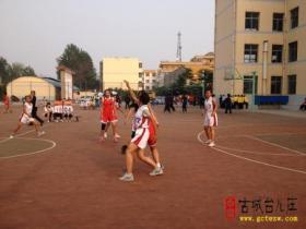 台儿庄西关小学荣获全区2012年中小学生篮球赛第一名(图)