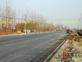 古城台儿庄:台北路改建工程基本完成(图)
