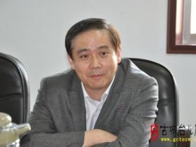 台儿庄区长王辉到枣庄39中学调研(图)
