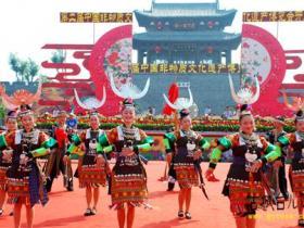 【回眸2012】第二届中国非博会在古城台儿庄举办