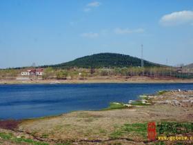 摄影报道:革命老区黄邱采风-----张山子镇尤窝子水库
