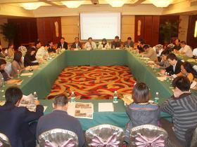 2013年山东台儿庄古城会展(广州)推介会在江湾大酒店举行(图)