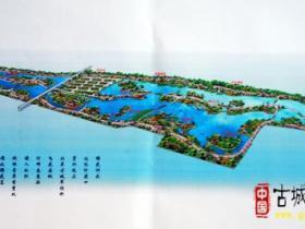 台儿庄运河街道:政协委员关注湿地建设显成效(图)