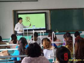台儿庄实小:多媒体教学一体机让课堂更具吸引力(图)