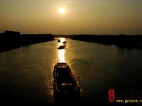 摄影报道:京杭大运河上的黄金水道台儿庄