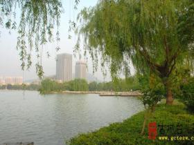 摄影报道:周六本站记者枣庄凤鸣湖随拍