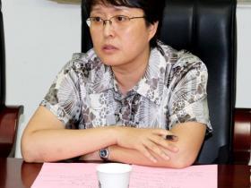 市委政法委周杰华书记来台儿庄调研(图)