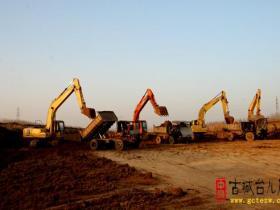 【图文】枣庄市台儿庄区港航物流中心建设系统报道(一)