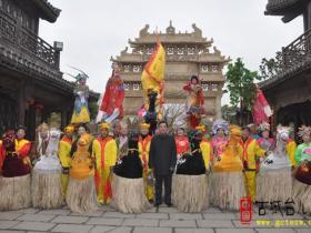 【摄影报道】出彩古城台儿庄·春节文化