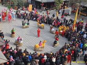 点赞台儿庄古城:唤醒春节文化的记忆(图)