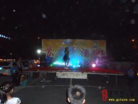 台儿庄区苏鲁家居广场举办啤酒狂欢节(图)