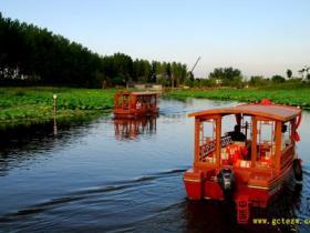 台儿庄运河湿地美景多4