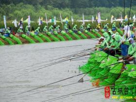 2014第二届中国·台儿庄河钓大赛侧记(图)