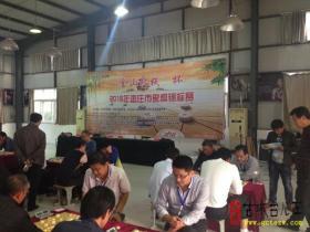 枣庄市2015年象棋锦标赛在古城台儿庄开幕(图)