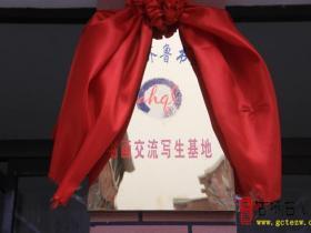 山东台儿庄区收藏家协会今天举行挂牌仪式(图)