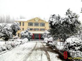 强化雪天安全教育 打造冬季和谐校园(图)