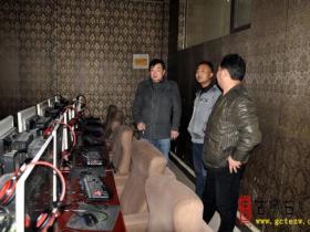 邳庄镇开展文化市场专项整治活动(图)