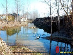 """台儿庄""""偪阳运河""""——是世界上最古老的运河(图)"""