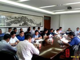 台儿庄区召开2015年枣庄市运河龙舟赛筹备会(图)