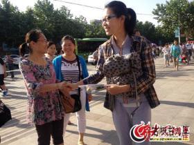 【推荐】全市中考今天举行 普通高中计划招生24552人(图)