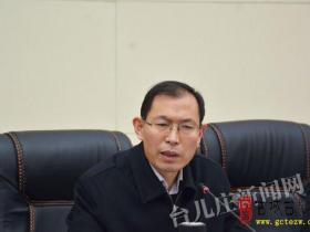 王广金主持召开2015年镇街、区直部门党(工)委书记抓基层党建述职评议会议(图)
