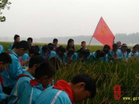 红领巾相约中国梦——劳动最美丽(图)