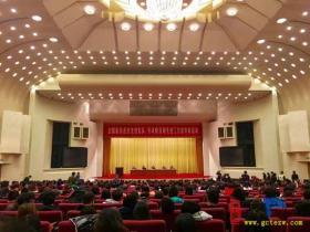 """台儿庄古城荣获""""全国旅游系统先进集体""""荣誉称号(图)"""