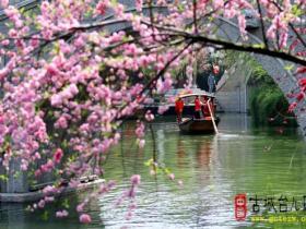 【美图美文欣赏】一城绿水,曼妙佳人——记台儿庄古城船妹子