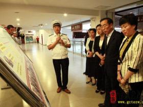 国家旅游局督查台儿庄区旅游 联合执法和厕所革命工作(图)