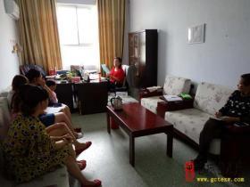 邳庄镇中心幼儿园召开了防溺水安全工作专题会议(图)