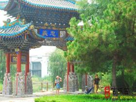 【读图时代】烈日炎炎哪里去,26度的台儿庄古城欢迎你(六)