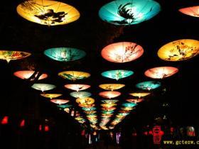 【夜色美景】花灯年年有,今年特别多——看台儿庄古城的花灯(六)
