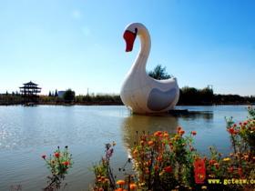 精品湿地 • 台儿庄双龙湖公园(一)