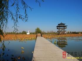 精品湿地 • 台儿庄双龙湖公园(八)