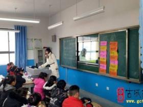 送课下乡 互助成长——台儿庄实验小学东校(图)