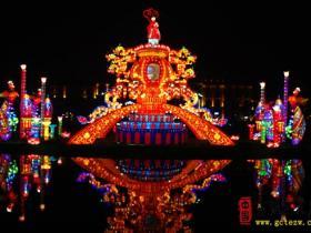 【夜色美景】花灯年年有,今年特别多——看台儿庄古城的花灯(十一)