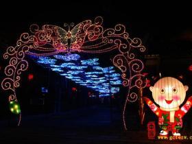 【夜色美景】花灯年年有,今年特别多——看台儿庄古城的花灯(十二)