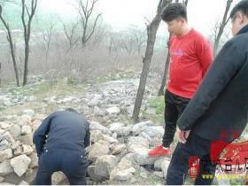 峄城一村民发现186枚子弹 疑为台儿庄大战时遗落(图)