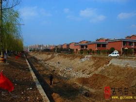 【图文】古城台儿庄:北部新区建设从兰祺河开始(二)