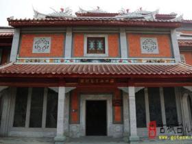 【图文】台儿庄古城值得看的展馆—海峡两岸艺术馆
