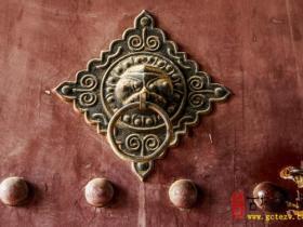 【图文】台儿庄古城:老门环,叩响时光深处