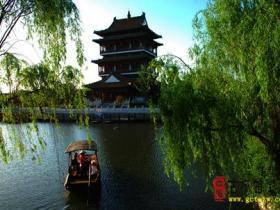 柳绿花香——台儿庄古城春天美景15